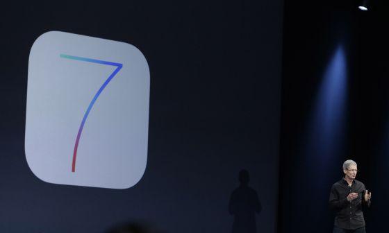 Apple, nuevo sistema operativo para iPhone e iPad