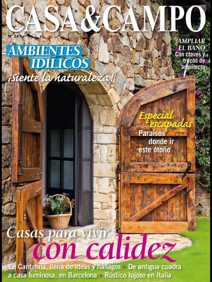 Nueva publicación! Casa&Campo