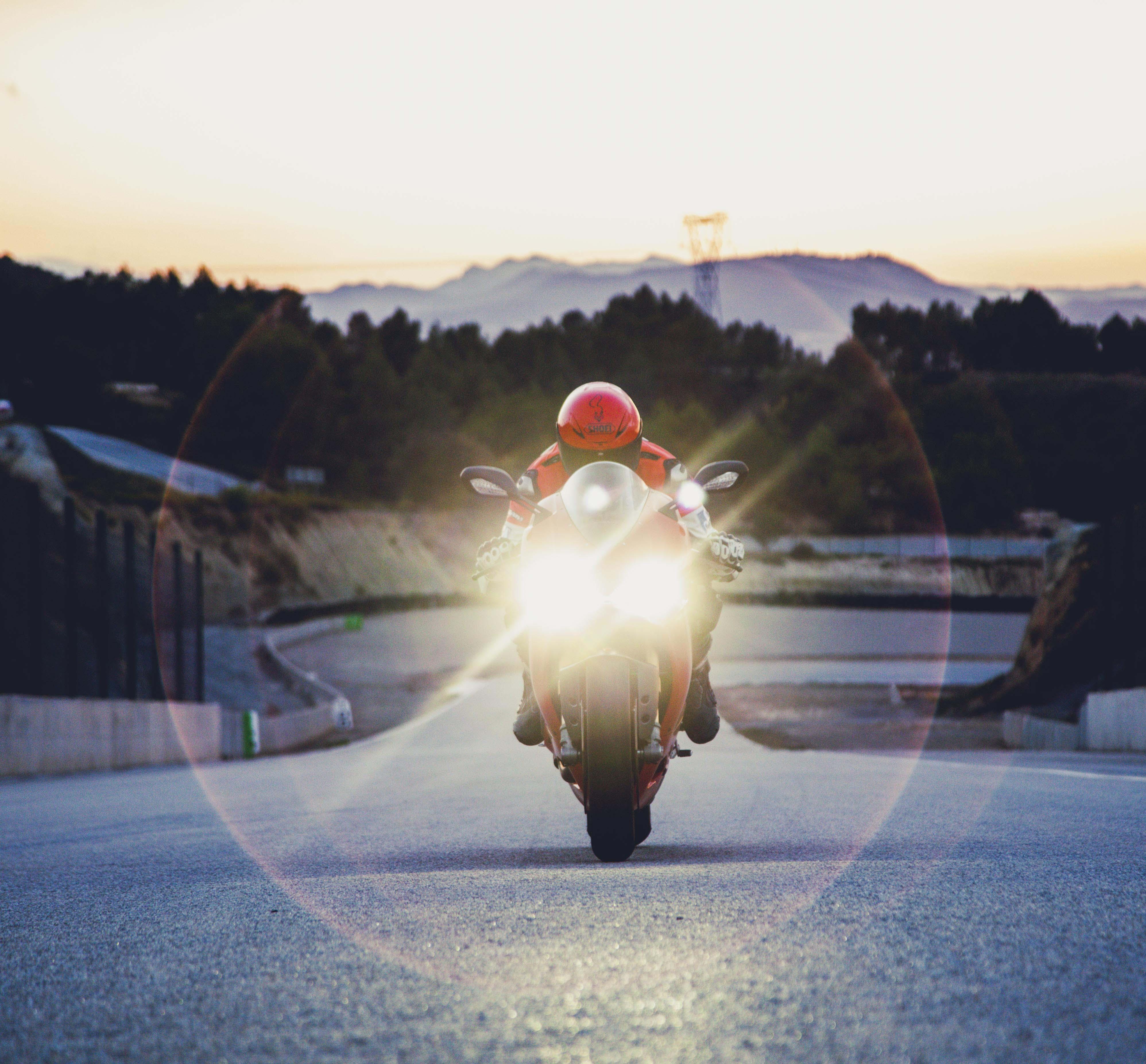 Motos.net Ducati Panigale shooting…