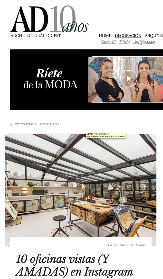 Publicación Revista AD España