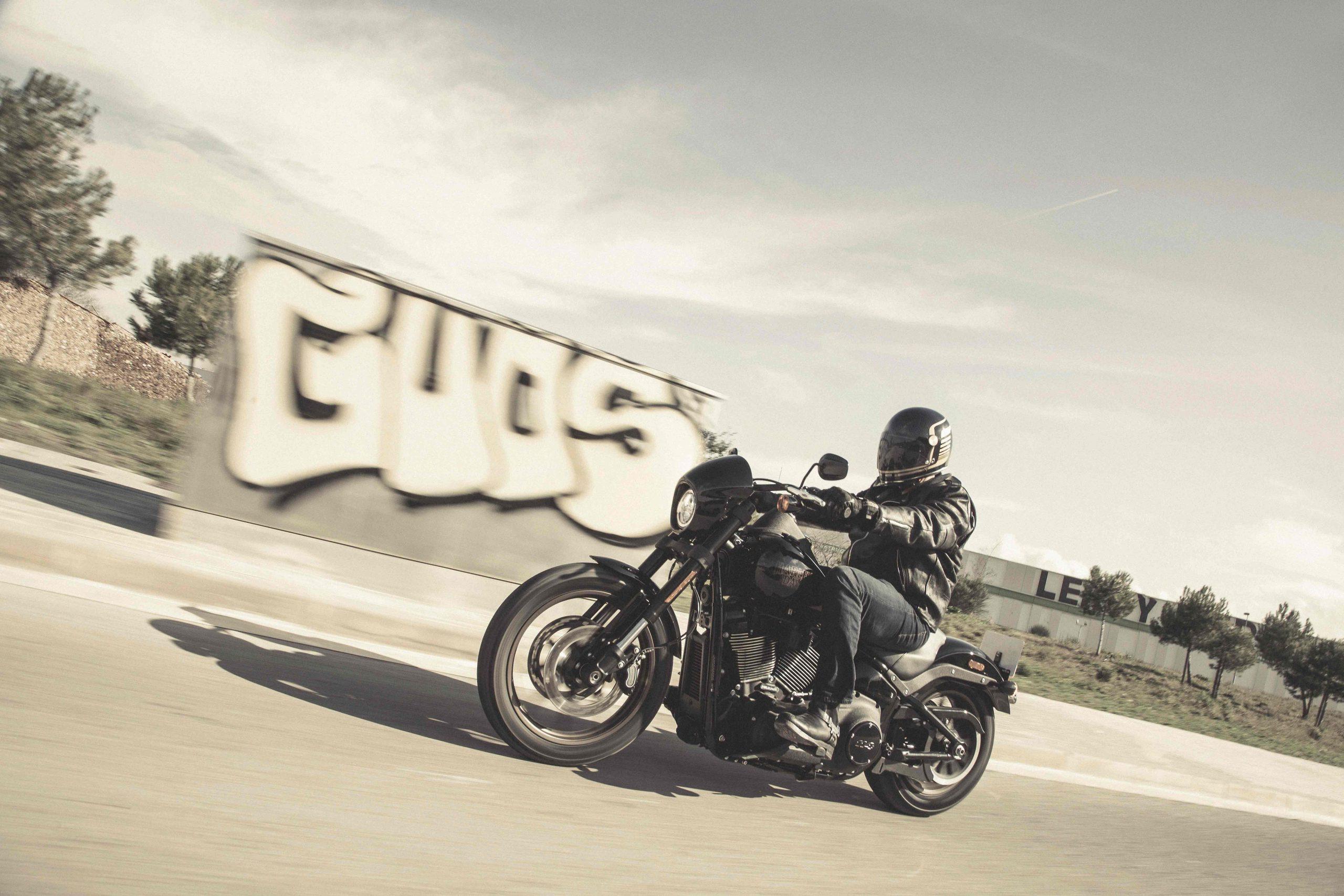 Harley Davidson Low Rider S: Eficiencia sin estridencias